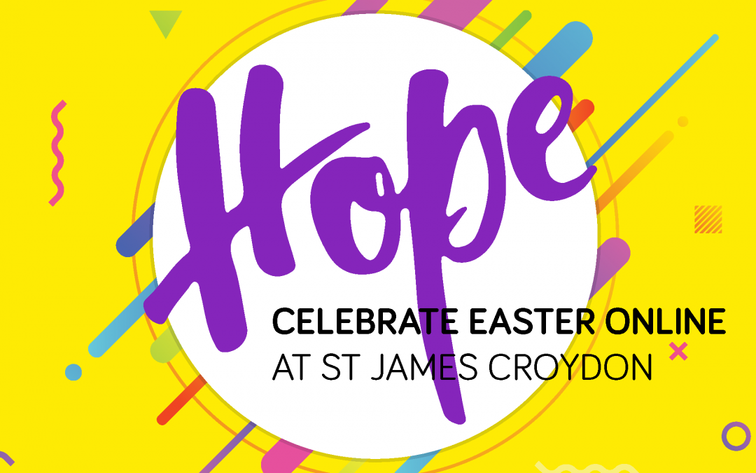 Church Online Easter Sunday